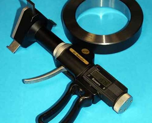 Micrometro interni